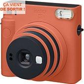 Appareil photo Instantané Fujifilm Instax SQ1 Terracotta Orange EX D