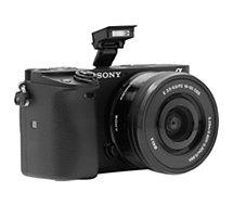 Appareil photo Hybride Sony A6300 Noir + 16-50mm