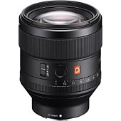 Objectif pour Reflex Plein Format Sony 85mm Monture FE f/1.4 GM