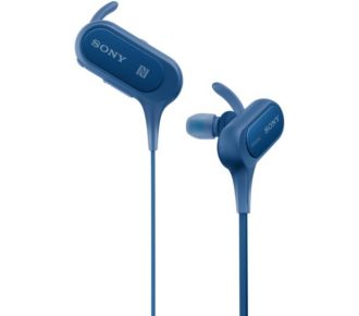 Sony MDRXB50 bleu