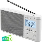 Radio numérique Sony XDRS41DBW.EU8 blanc