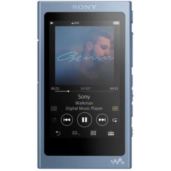 Sony NW-A45 bleu