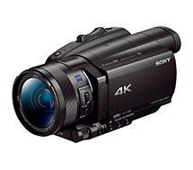 Caméscope 4K Sony  FDR-AX700