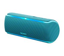 Enceinte Bluetooth Sony SRS-XB21 Bleu