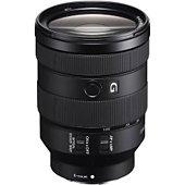 Objectif pour Hybride Plein Format Sony SEL FE 24-105 f/4 oss noir