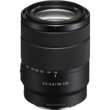 Sony 18-135mm F3.5-5.6 OSS