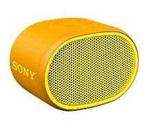 Enceinte Bluetooth Sony  SRS-XB01Y Jaune Extra Bass