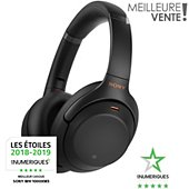 Casque Sony WH1000XM3B
