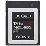 Carte XQD Sony  XQD 120Go G series