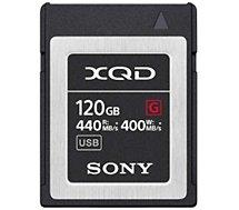 Carte XQD Sony  XQD 120Go G series