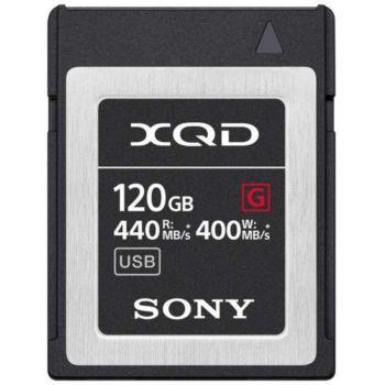 Sony XQD 120Go G series