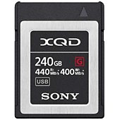 Carte XQD Sony XQD 240Go G series