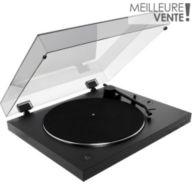 Platine vinyle Sony PSLX310BT