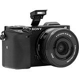 Appareil photo Hybride Sony  A6400 Noir + 16-50mm