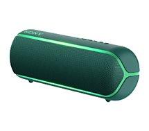 Enceinte Bluetooth Sony  SRS-XB22 Vert Extra Bass