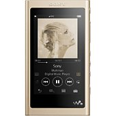Lecteur MP3 Sony NW-A55L champagne
