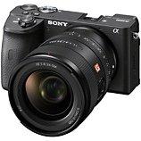 Appareil photo Hybride Sony  A6600 Noir + 18-135mm