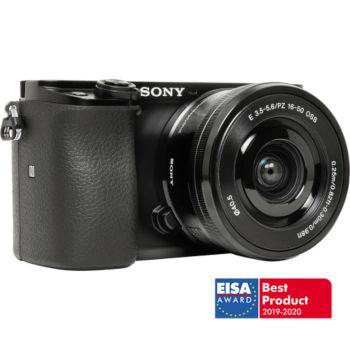 Sony A6100 Noir + 16-50mm