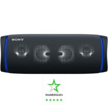 Sony SRS-XB43 Extra Bass Noir Basalte