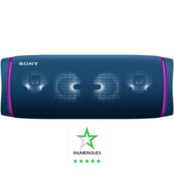 Sony SRS-XB43 Extra Bass Bleu Lagon