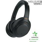 Casque Sony WH-1000XM4 Noir