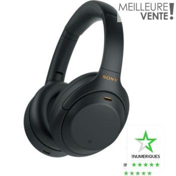 Sony WH-1000XM4 Noir