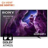 TV OLED Sony OLED KD55A8