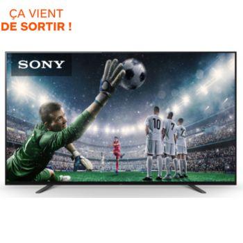 Sony OLED KE55A8