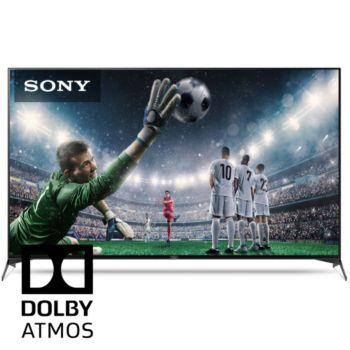 Sony KD75XH9505 Android TV Full Array Led
