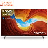 TV LED Sony KD65XH9005 Android TV Full Array Led