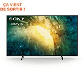 TV LED Sony KD43X7055