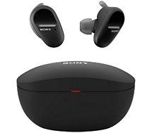 Ecouteurs Sony  WF-SP800 Noir