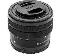 Objectif pour Hybride Sony  SEL 28-60mm F4-5.6mm