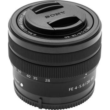 Sony SEL 28-60mm F4-5.6mm