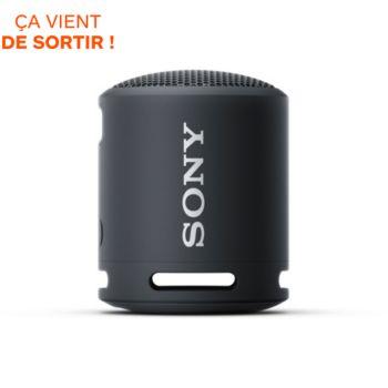 Sony SRS-XB13 Noir Basalte