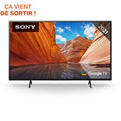 TV LED Sony KD-50X81J Google TV