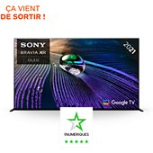 TV OLED Sony Bravia XR-65A90J Google TV