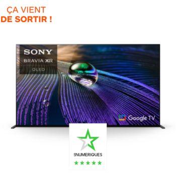 Sony Bravia XR-65A90J Google TV