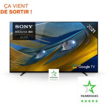Sony Bravia XR-77A80J Google TV