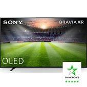 TV OLED Sony Bravia XR-55A80J Google TV