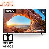 TV LED Sony KD75X85J Google TV 2021