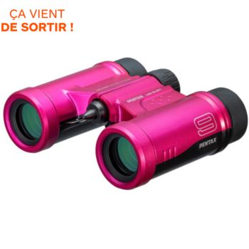 Pentax UD 9x21 Pink