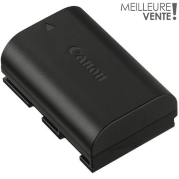 Canon LP-E6N pour 7D II/5D II et III/6D/7D...