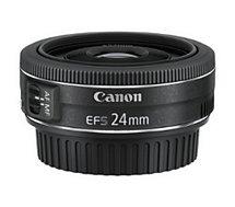 Objectif pour Reflex Canon  EF-S 24mm f/2.8 STM