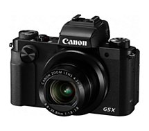 Appareil photo Compact Canon PowerShot G5X