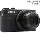 Appareil photo Compact Canon Powershot G7X Mark II