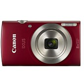 Appareil photo Compact Canon IXUS 185 Rouge