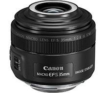 Objectif pour Reflex Canon  EF-S 35mm f/2.8 Macro IS STM