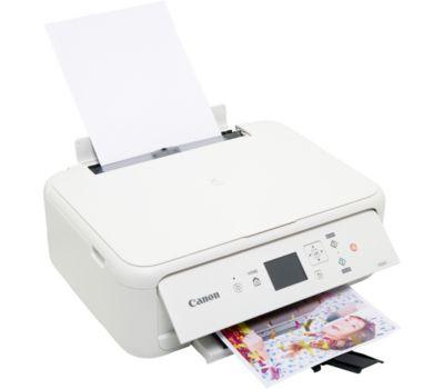 Imprimante jet d'encre Canon TS 5151 Blanc