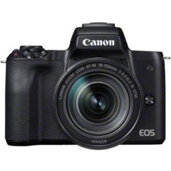 Canon EOS M50 Noir + 18-150mm